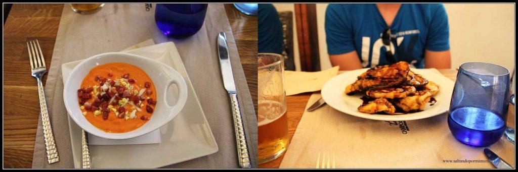 Dónde comer en Córdoba, Restaurante campos de Toro