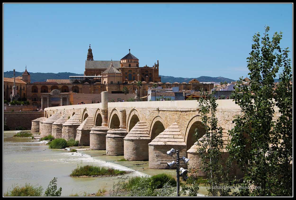 Córdoba desde la Torre de Calahorra