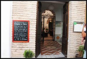 Comer en Córdoba, Restaurante Campos de Toro