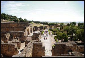 Visitar Medina Azahara en un día.