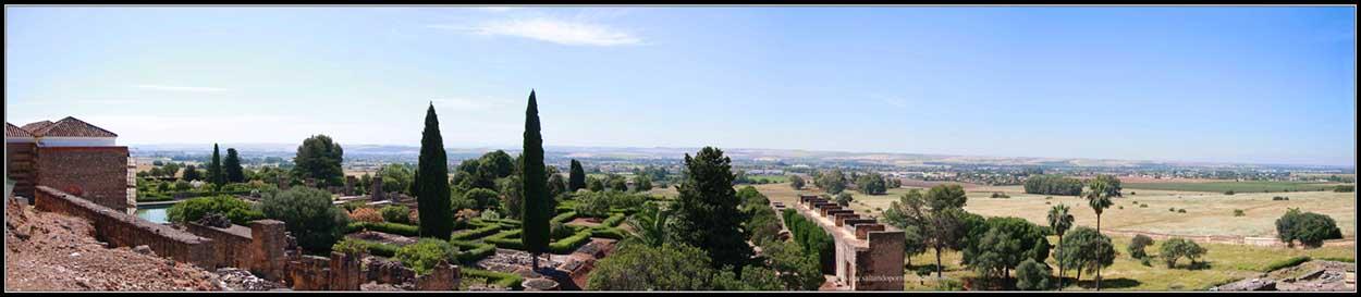 Vista Panoramica de Medina Azahara
