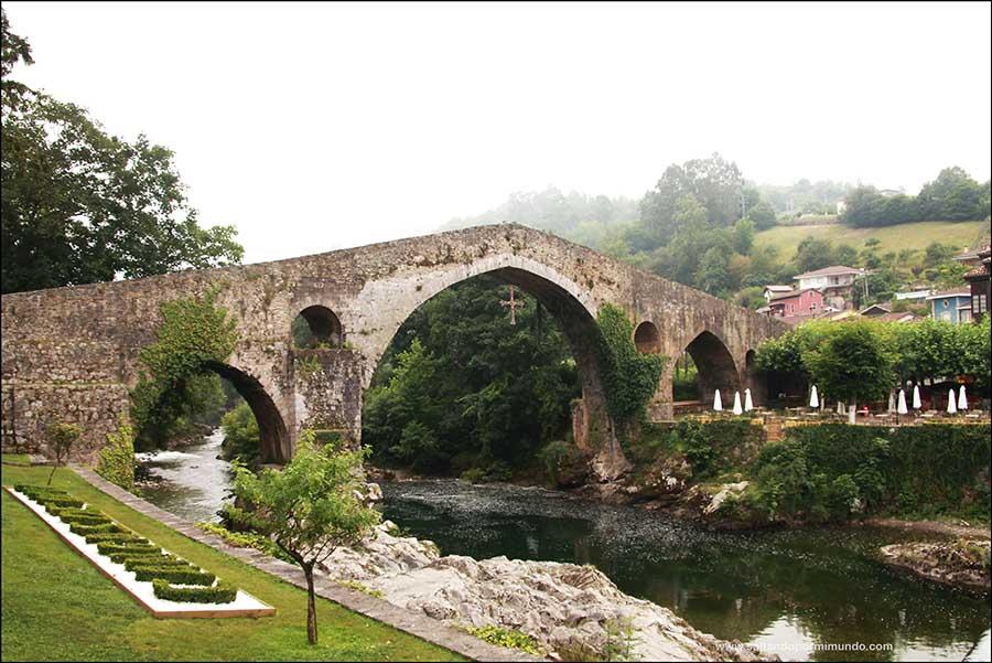 Qué ver en Asturias, Cangas de Onis