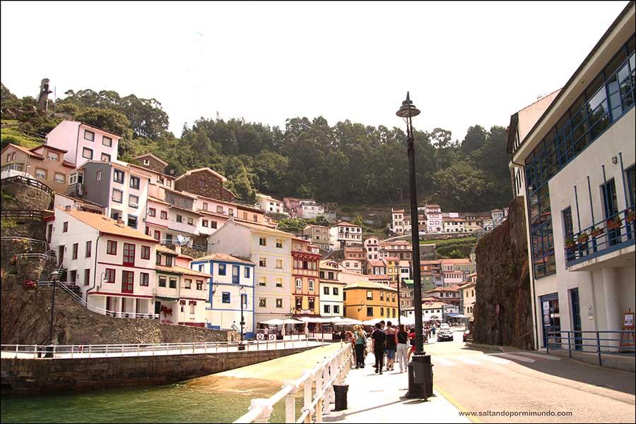 Cudillero, ¿El pueblo más bonito de Asturias?