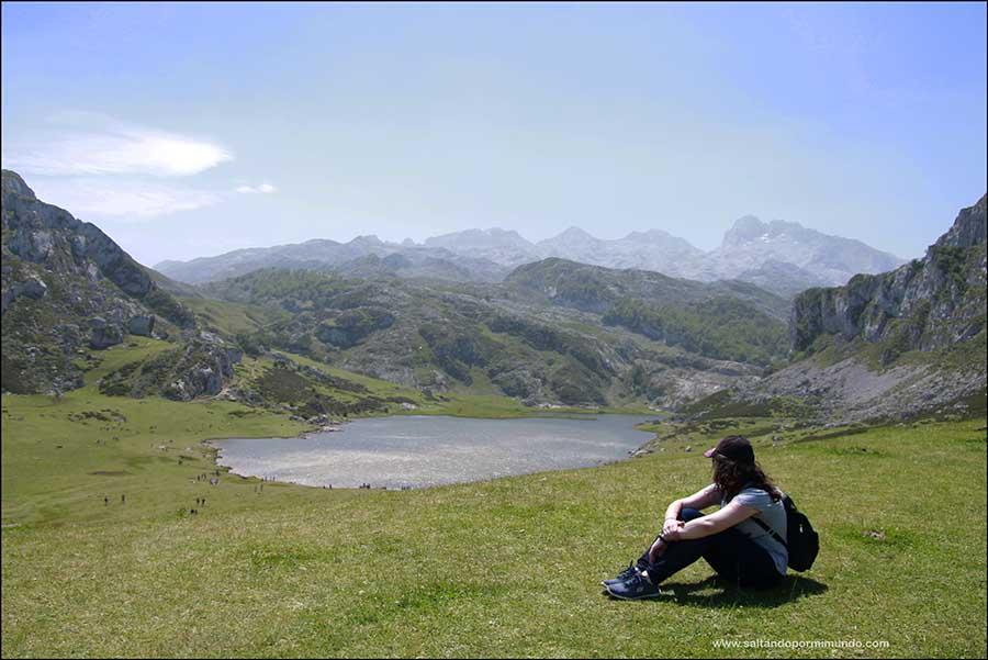 Qué ver en Asturias, Lagos de Covadonga