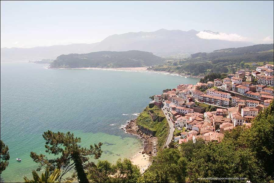 Qué ver en Asturias, Lastres