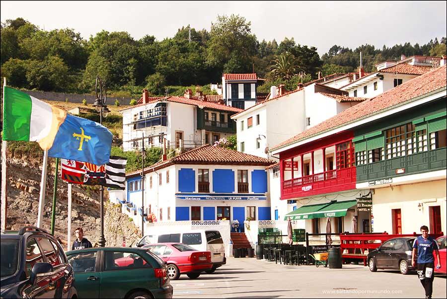 Qué ver en Asturias, Tazones