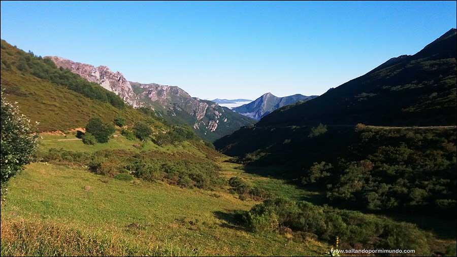 Alto de la Farrapona, Parque Natural de Somiedo
