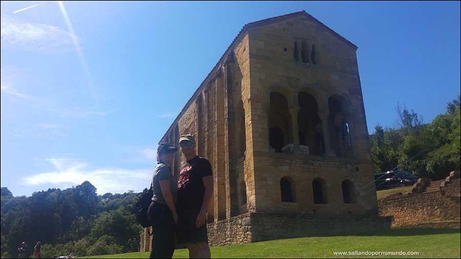 Qué ver en Oviedo en uno o dos días. Monte Naranco.