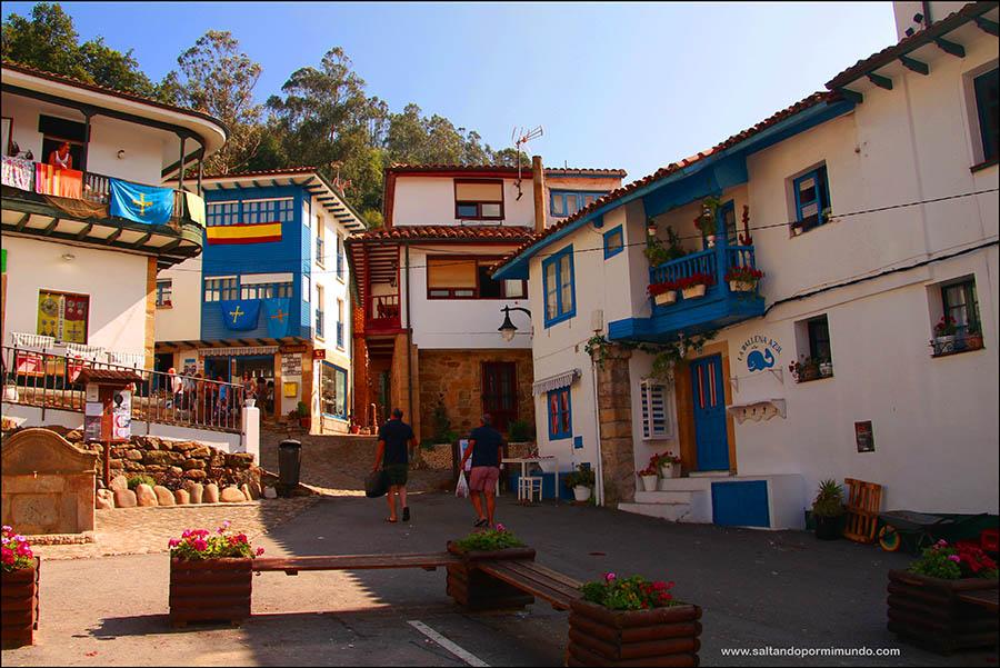 Tazones, uno de los pueblos más bonitos de Asturias
