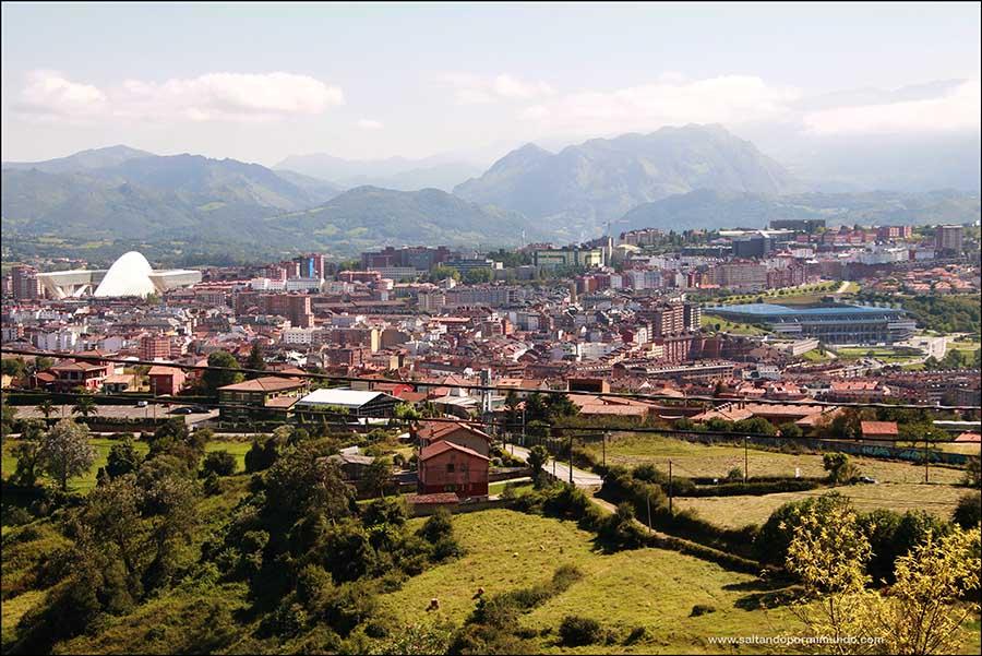 Qué ver en Oviedo en un día, Monte Naranco