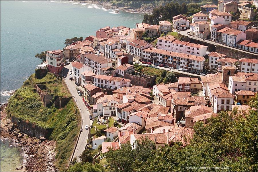 Lastres uno de los pueblos más bonitos de Asturias