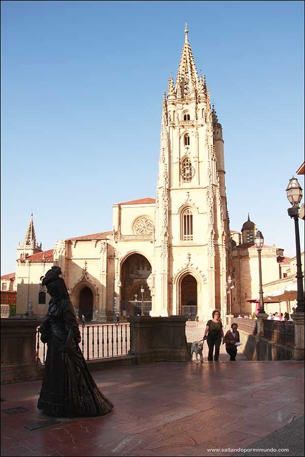 Qué ver en Oviedo en uno o dos días .Catedral de Oviedo