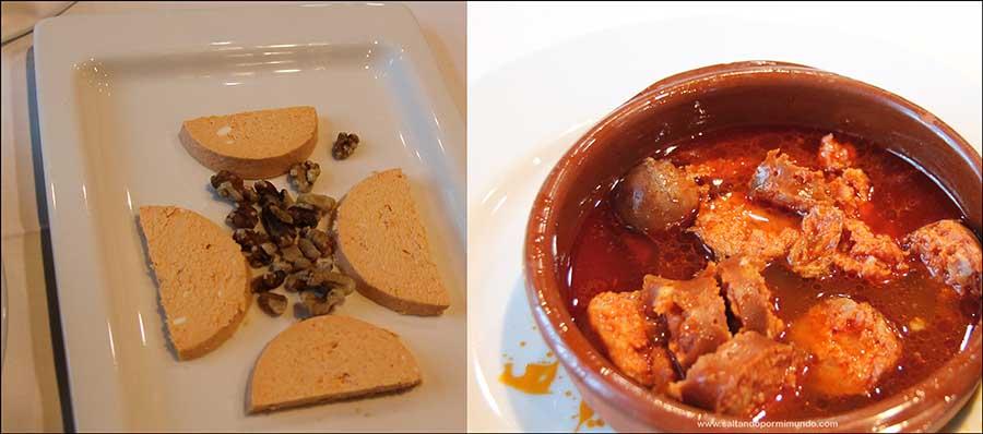 Gastronomía típica asturiana