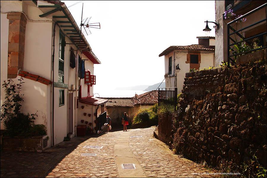 Que hacer en Tazones, uno de los pueblos mas bonitos de Asturias