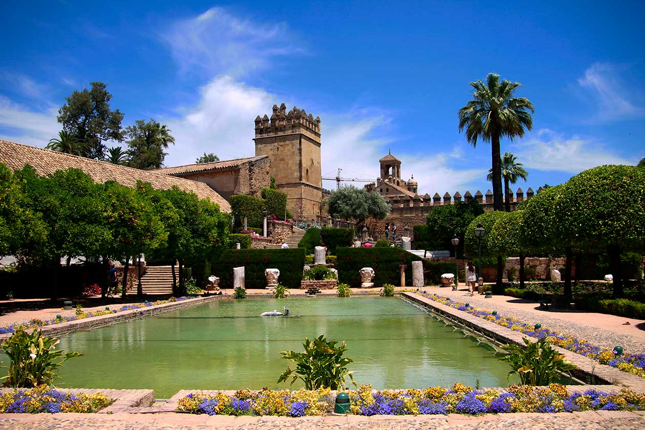Guía de Córdoba. El Alcázar de los Reyes Cristianos. Día 3
