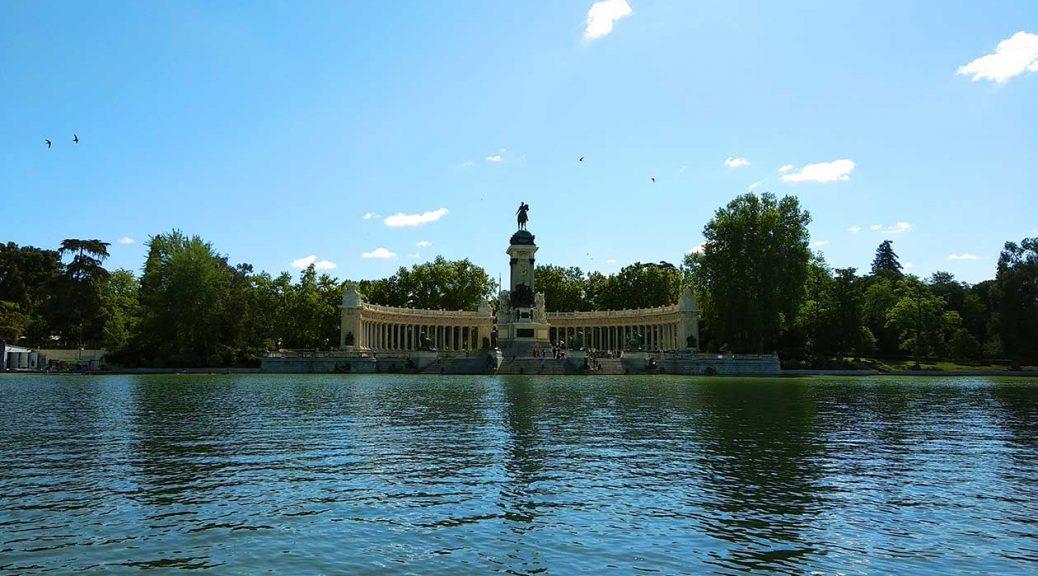 El secreto mejor guardado de Madrid, el mirador del monumento de Alfonso XII