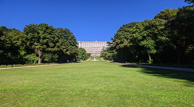 Jardines del Campo del Moro, uno de los jardines más desconocidos de Madrid