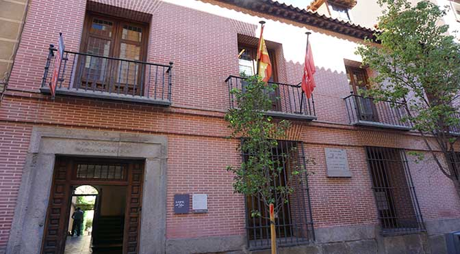 Visitar la Casa Museo de Lope de Vega, gran dramaturgo del siglo de Oro