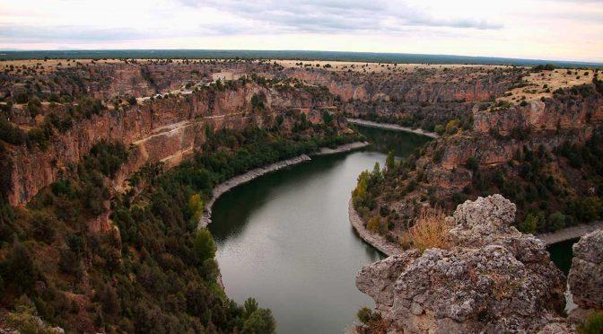 Las vistas más bonitas de las Hoces del Duratón en Segovia