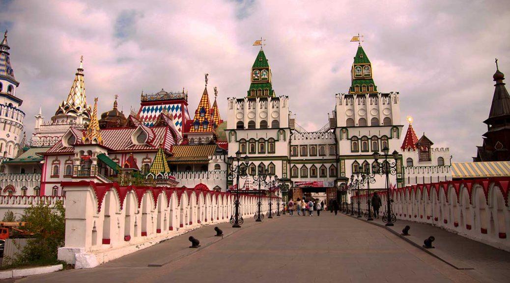 Día 7 Moscú. El Kremlin de Izmailovo