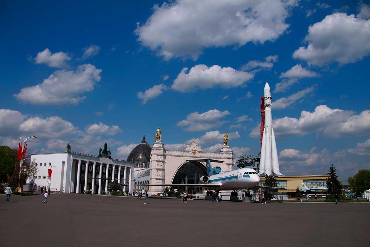 Día 8 Moscú, Conquistando el espacio y vuelta a casa