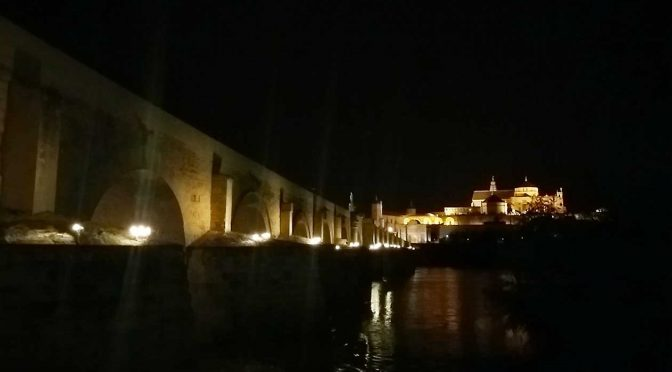 Guía de Córdoba. Llegada a la ciudad de Córdoba. Día 1