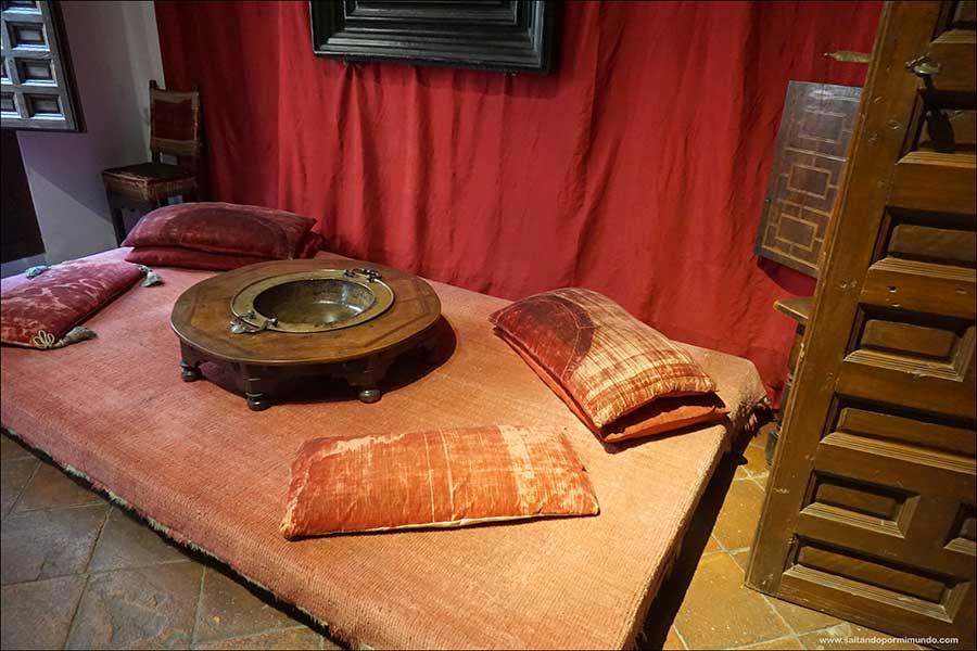 Visitar la casa de Lope de Vega