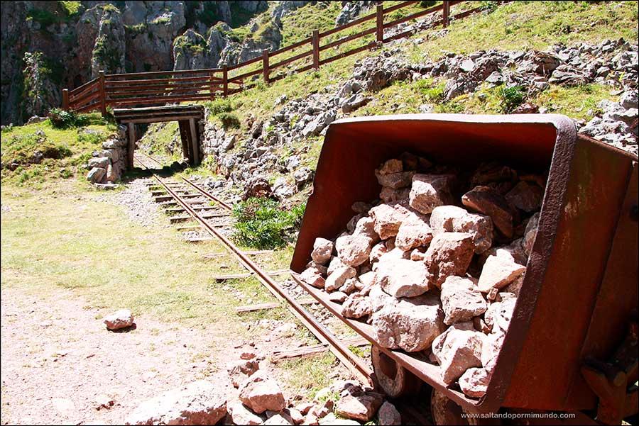 Qué ver en las minas de Buferrera
