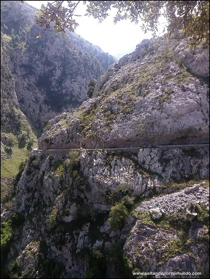 La Ruta del cares una de las rutas de senderismo más bonitas del mundo