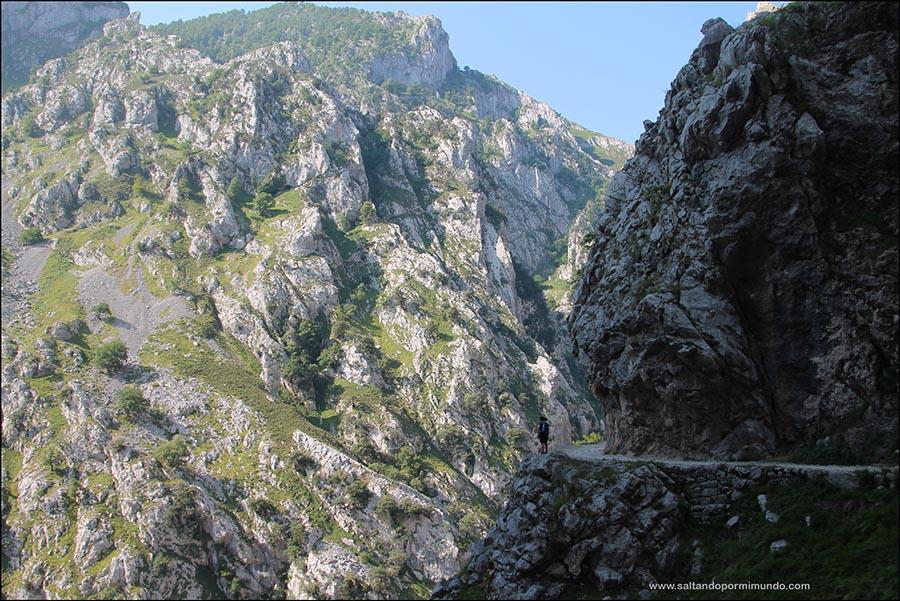 Una de las rutas de senderismo más bonitas del Mundo, La ruta del Cares