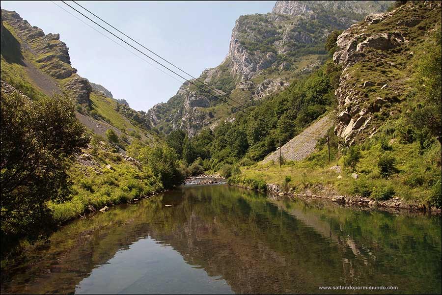 Las mejores vistas de los Picos de europa, Ruta del Cares