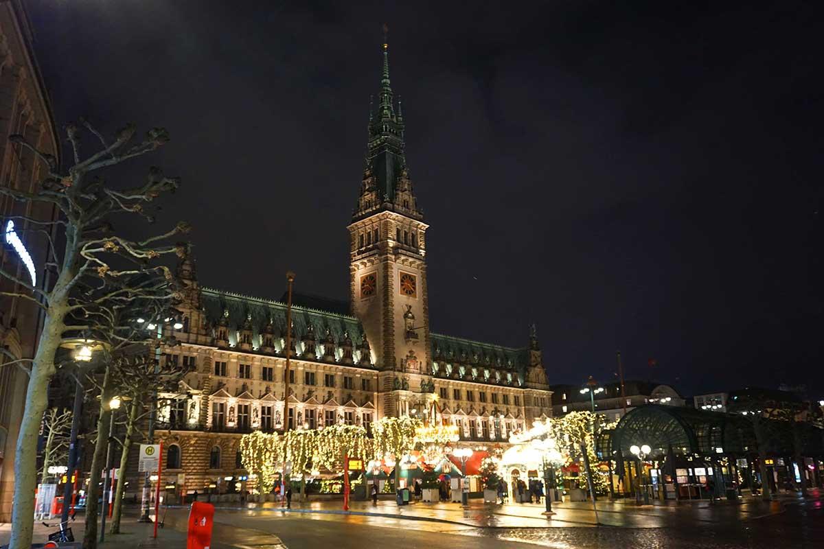 Alojamiento y presupuesto en Hamburgo y Norte de Alemania