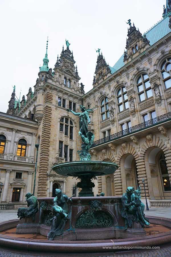 Qué ver en Hamburgo en un día