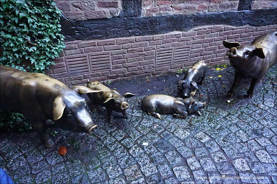 Qué ver en Buxtehude