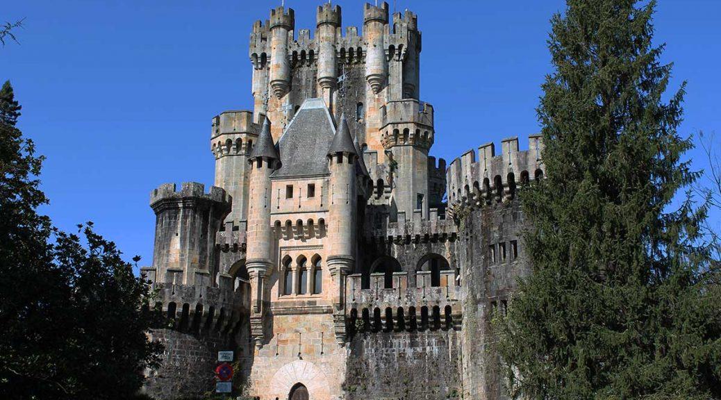Castillo de Butrón un castillo medieval de cuento de hadas