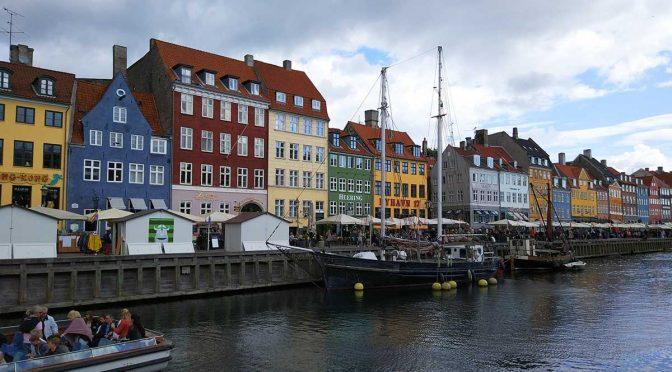 Recorriendo Copenhague con un Free Tour