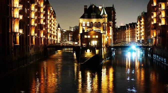 Speicherstadt, el barrio de almacenes Patrimonio de la Humanidad de Hamburgo