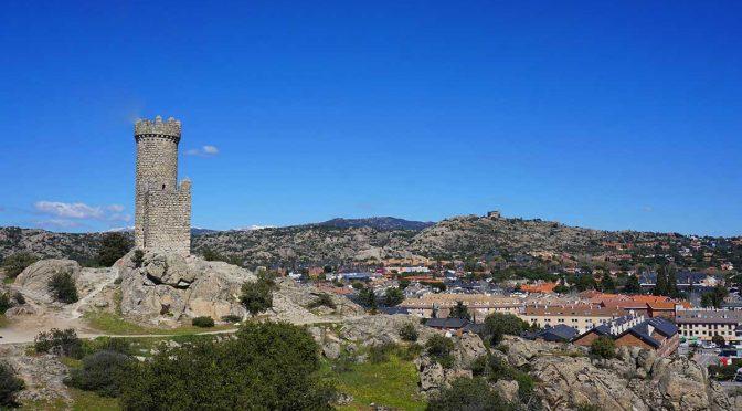 La Torre de los Lodones, Atalaya de Torrelodones