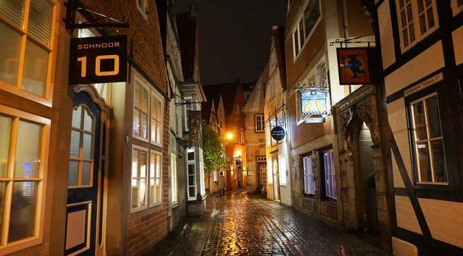 Schnoor, el barrio más antiguo y bonito de Bremen