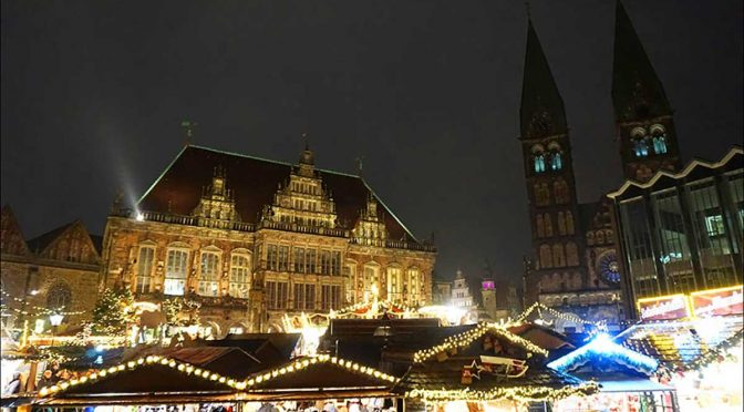 Bremen, la ciudad de los trotamúsicos en el Norte de Alemania