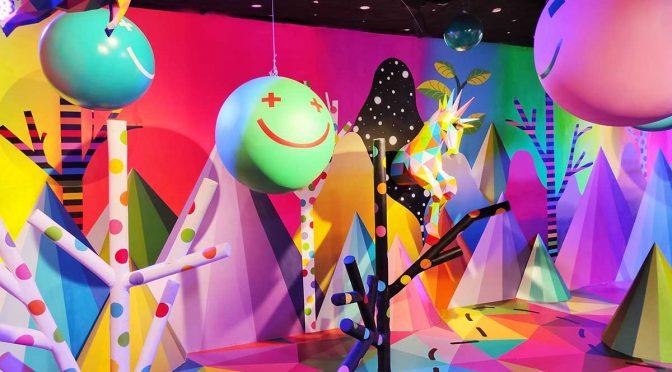 Sweet Space Museum | Un museo muy dulce en Madrid