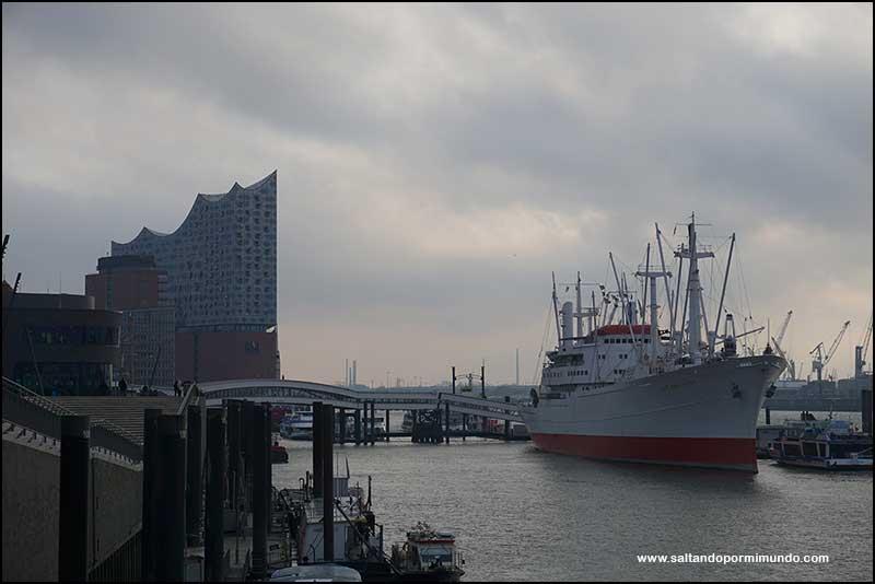Qué ver en Hamburgo en dos días, el puerto de Hamburgo