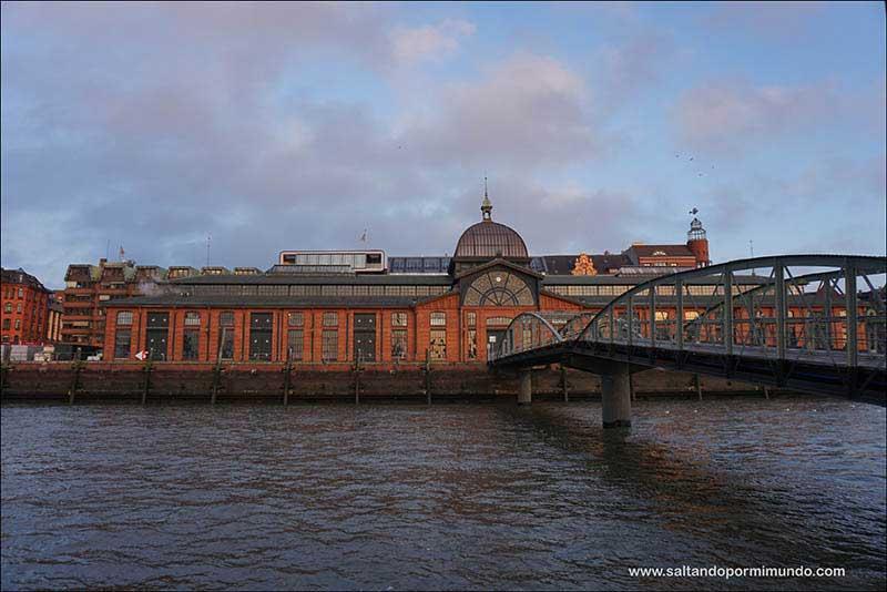 Qué hacer en Hamburgo en dos días, Fishmarket