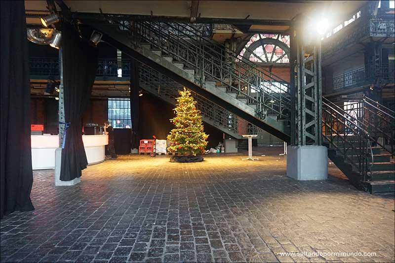 Que ver en Hamburgo en dos días, Fischmarkt