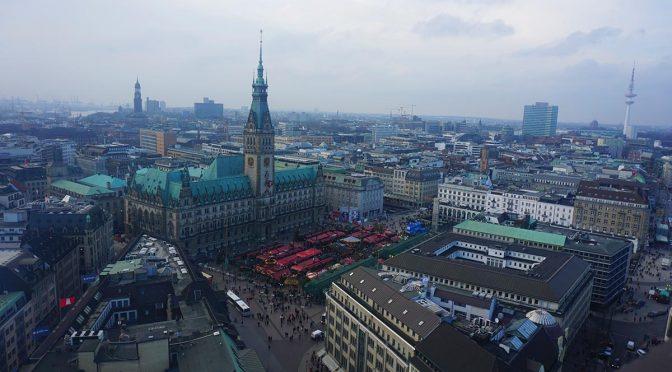 Las mejores vistas de Hamburgo