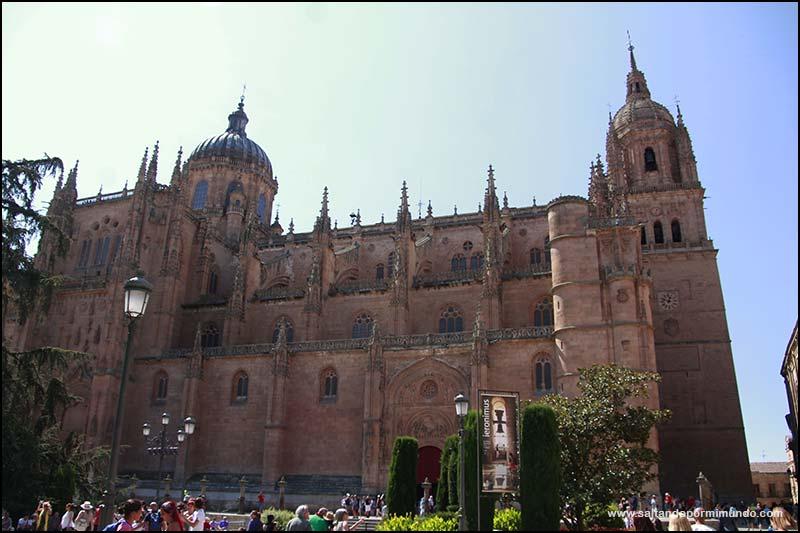 Qué ver en Salamanca en un día, Catedral nueva de Salamanca