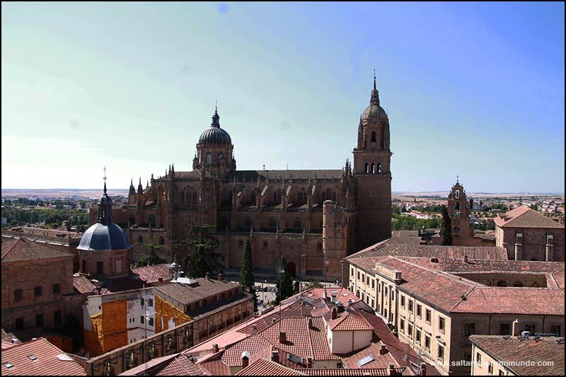 Qué ver en Salamanca en un día, Torres de la Clerecía
