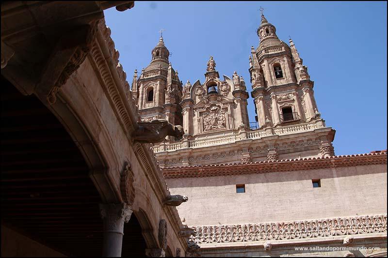 Qué ver en Salamanca en un día, Casa de las Conchas