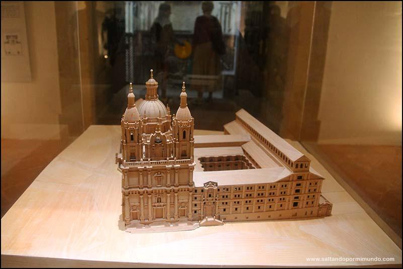 Maqueta Catedral de Salamanca