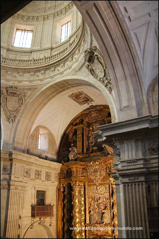 Qué ver en Salamanca en un día, Clerecía de San Marcos